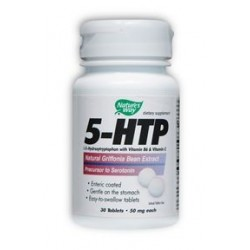 Nature's Way 5-HTP | 30 tabs