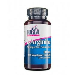 Haya Labs L-Arginine 500mg | 100 vcaps
