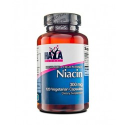 Haya Labs High Potency Niacin Flush Free 300mg | 120 vcaps