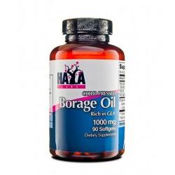 Haya Labs Cold Pressed Borage Oil 1000mg | 90 sgels