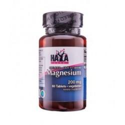 Haya Labs Chelated Magnesium 200mg | 60 vtabs