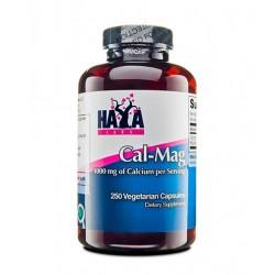 Haya Labs Calcium & Magnesium | 250 vcaps