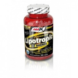 Amix Lipotropic Fat Burner | 200 caps