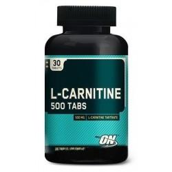 Optimum Nutrition L-Carnitine 500mg   30 tabs
