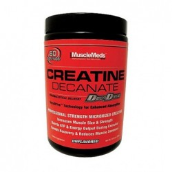 Musclemeds Creatine Decanate | 0.300kg