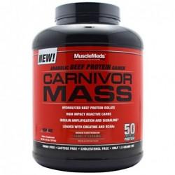 Musclemeds Carnivor Mass   2.724kg