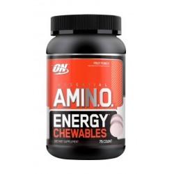 Optimum Nutrition AmiN.O. Energy | 75 chews