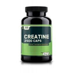 Optimum Nutrition Creatine 2500 | 200 caps