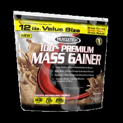 Muscletech 100% Premium Mass Gainer   5.400kg