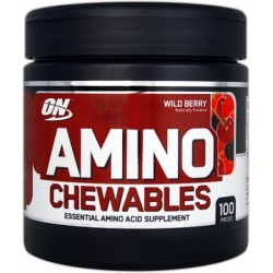 Optimum Nutrition Amino Chewables | 100 chews