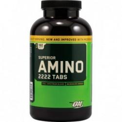 Optimum Nutrition Amino 2222 | 160 tabs