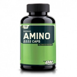 Optimum Nutrition Amino 2222 | 150 caps