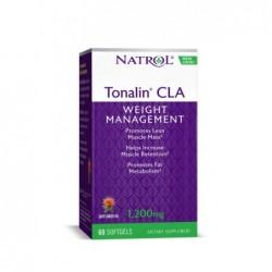 Natrol Tonalin CLA 1200mg | 60 sgels