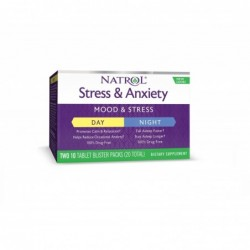 Natrol Stress & Anxiety | 10+10 tabs