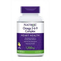 Natrol Omega-3-6-9 Complex | 60 sgels