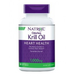 Natrol Omega-3 Krill Oil 1000mg
