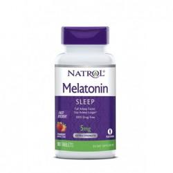 Natrol Melatonin Fast Dissolve 5mg | 90 tabs
