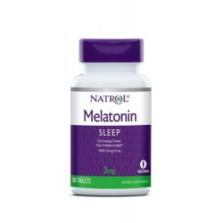 Natrol Melatonin 3mg | 60 tabs