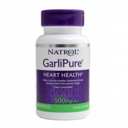 Natrol GarliPure 500mg | 40 caps