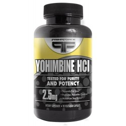 Primaforce Yohimbine HCL | 90 vcaps