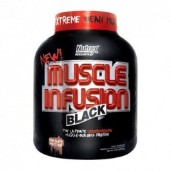 NUTREX Muscle Infusion Black | 2.270kg