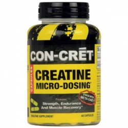 ProMera Con-Cret Concentrated Creatine | 48 caps