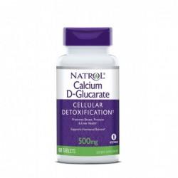 Natrol Calcium D-Glucarate | 60 tabs