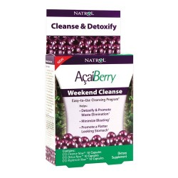 Natrol AcaiBerry Weekend Cleanse