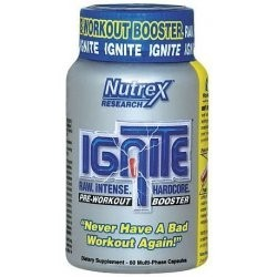 NUTREX Ignite | 60 caps