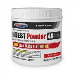 USPlabs Test Powder | 0.240kg
