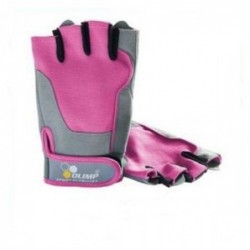 OLIMP Women\'s Fitness One Gloves - Pink