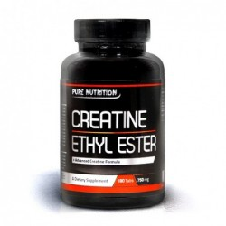 Pure Nutrition Creatine Ethyl Ester | 180 caps