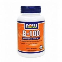 NOW Vitamin B-100 | 100 caps