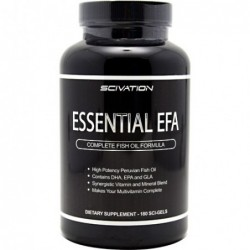 Scivation Essential EFA | 180 sgels
