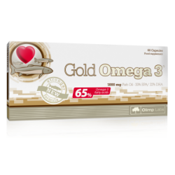 OLIMP Omega-3 Gold | 60 caps