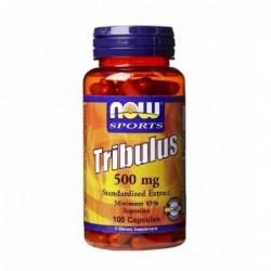 NOW Tribulus Terrestris 500mg | 100 caps
