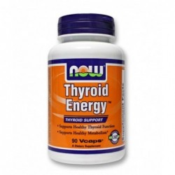 NOW Thyroid Energy | 90 vcaps