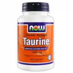 NOW Taurine 1000mg | 100 caps
