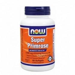 NOW Super Primrose 1300mg | 60 sgels