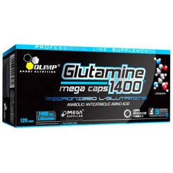 OLIMP L-Glutamine Mega Caps 1400mg | 15 caps