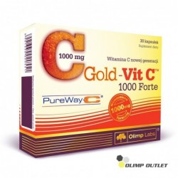 OLIMP GOLD-VIT C Plus 500mg | 30 caps