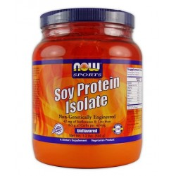 NOW Soy Protein Isolate | 0.908kg