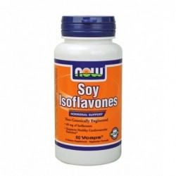 NOW Soy Isoflavones 150mg | 60 vcaps