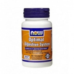NOW Optimal Digestive System | 90 vcaps