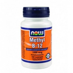 NOW Methyl B-12 1,000mcg | 100 lozenges