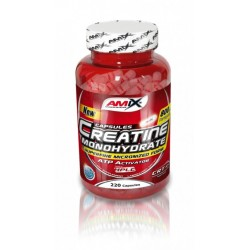 Amix Creatine Monohydrate 800mg | 220 caps