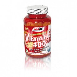 Amix Vitamin E 400 IU | 100 sgel
