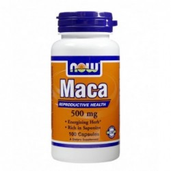 NOW Maca | 100 caps