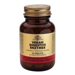 Solgar Vegan Digestive Enzymes | 50 chews