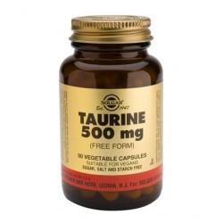 Solgar Taurine 500mg | 60 caps